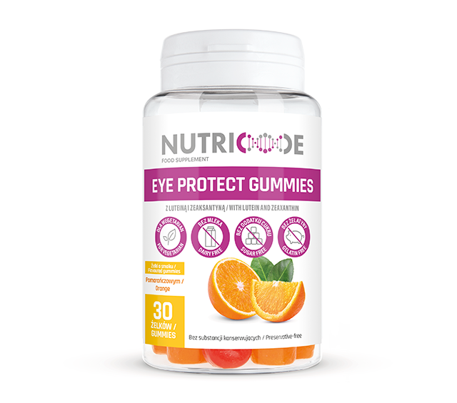 Eye Protect Gummies